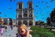 Parigi in vacanza