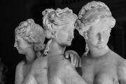 Parigi - marmi del Louvre